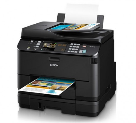 Epson Workforce Pro WP-4540 printer