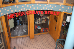 Metrix Create:Space hackerspace