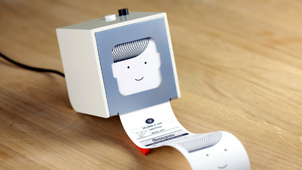 The Little Printer