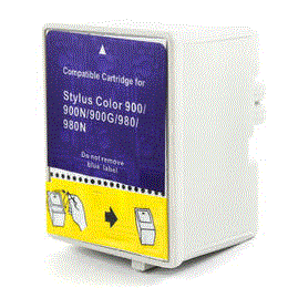Epson Stylus Color 900N black cartridge