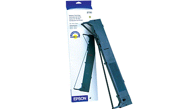 Epson Dot Matrix Printer DFX-8000 8766 black 1-pack