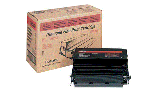 Lexmark Lxi toner cartridge