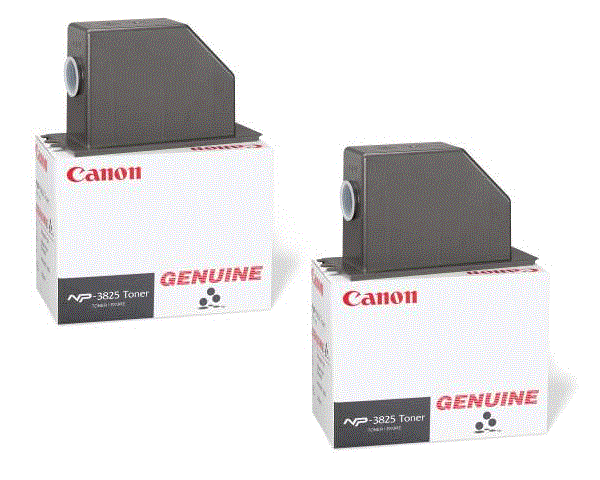 Canon Copier NP-4835S 4835 Black toner 2-pack