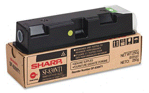 Sharp SF-8300 black toner cartridge