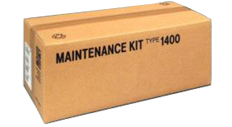 Ricoh AP1400 maintenance kit Type 1400 - Includes Fusing Unit, Transfer Unit, Friction Pad & Paper Feed Roller