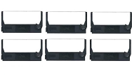 Epson POS 300D ERC-23B 6-pack black ribbon