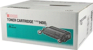 Ricoh AP1400 black toner cartridge