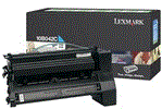 Lexmark X750 cyan cartridge