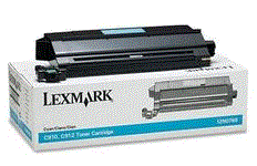 Lexmark C910in 12N0768 cyan cartridge