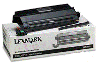 Lexmark C910in black cartridge