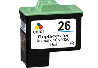 Lexmark Z600 color 26 (T0530) cartridge
