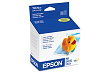 Epson Stylus C42 T037 color ink cartridge, No longer stock