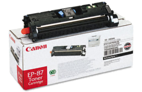 Canon LBP-5200 EP-87BK black cartridge