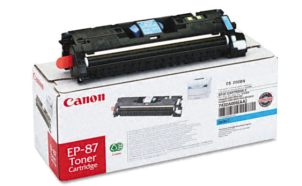 Canon Color ImageClass MF8170c EP-87C cyan cartridge