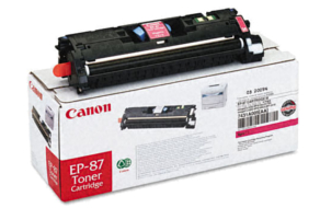 Canon Color ImageClass MF8170c EP-87M magenta cartridge