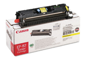 Canon LBP-5200 EP-87Y yellow cartridge