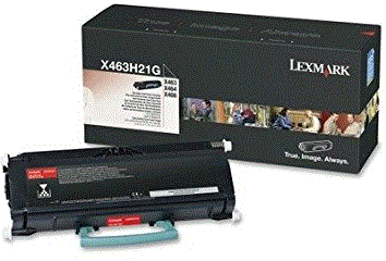 Lexmark X466DTE X463H21G cartridge