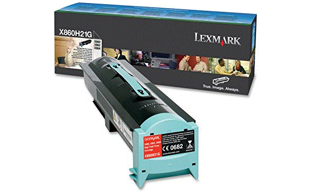 Lexmark X862 X860H21G cartridge