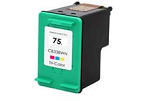 HP Photosmart C4580 color 75 ink cartridge