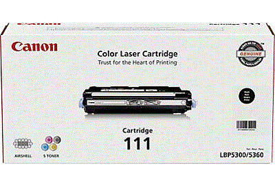 Canon imageCLASS MF9150c 111 black cartridge