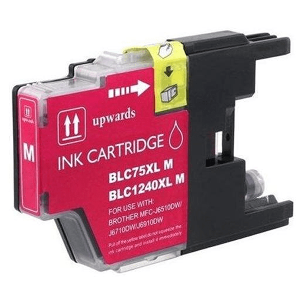 Brother MFC-J625W magenta LC75 ink cartridge