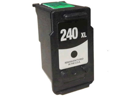 Canon PG-240XL and CL-241XL black PG-240XL high yield cartridge