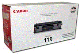 Canon imageCLASS MF5960dn Black 119 cartridge