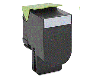 Lexmark CS510de Black 701 cartridge