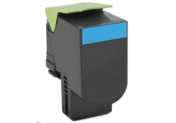 Lexmark CS410n Cyan 701 cartridge