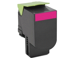 Lexmark CS510de Magenta 701 cartridge