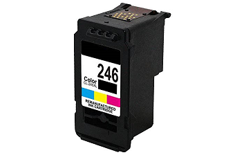 Canon Pixma MG2555 color CL-246 cartridge