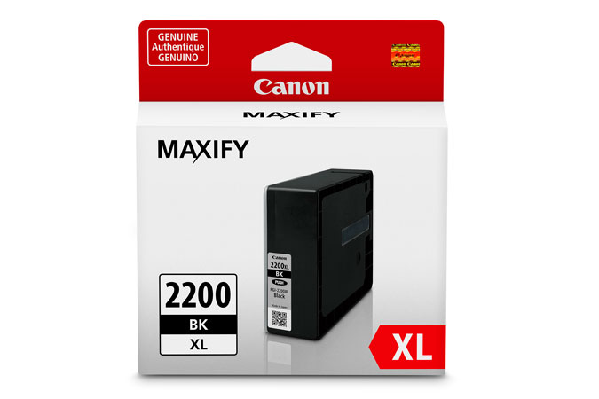 Canon PGI-2200XL Series black 2200xl cartridge