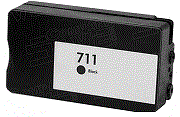 HP Designjet T120 black 711XL ink cartridge