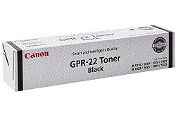 Canon imageRUNNER 1025IF GPR22 black cartridge