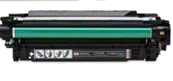 HP Color Laserjet CM3530fs 504X black(CE250X) cartridge