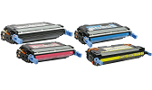 HP Color Laserjet CP4005dn 4-pack cartridge
