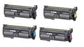 HP Enterprise MFP M680F 4-pack cartridge