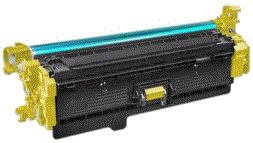 HP Enterprise M577F 508X yellow cartridge