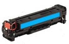 HP 410A Series cyan CF411X (410X) cartridge