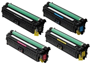 HP LaserJet Enterprise Color MFP M775Z plus 4-pack cartridge