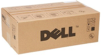 Dell C1660W 332-0399 black cartridge
