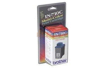 Brother DP530CJ IN710CSET color ink cartridge, DISCONTINUED