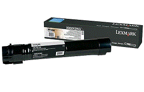 Lexmark X950 black X950X2KG cartridge