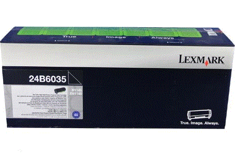Lexmark M5155 24B6015 cartridge