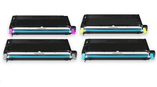 Lexmark X560N 4 pack cartridge
