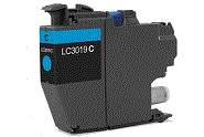 Brother Super High Yield LC3019 cyan LC3019 super high capacity, ink cartridge