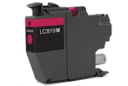 Brother Super High Yield LC3019 magenta LC3019 super high capacity, ink cartridge