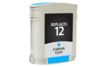 HP Business Inkjet 3000 cyan 12(C4804a) ink cartridge