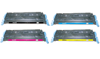 HP Color Laserjet CM1017MFP 4-pack cartridge