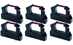 Epson ERC-28 ERC-286-pack purple ribbon